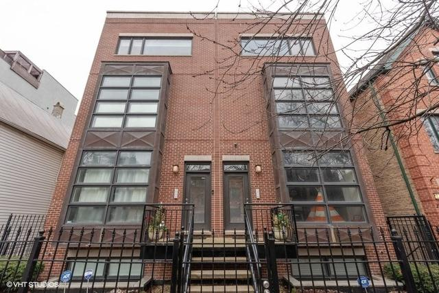 2233 W Lyndale Street B, Chicago, IL 60647 (MLS #10313453) :: Baz Realty Network | Keller Williams Preferred Realty