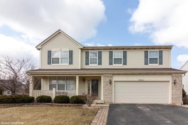 3511 Thoroughbred Lane, Joliet, IL 60435 (MLS #10313456) :: HomesForSale123.com