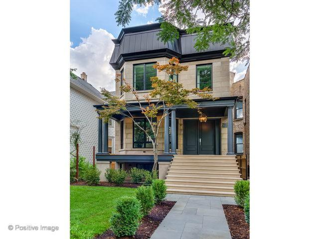 4144 N Greenview Avenue, Chicago, IL 60613 (MLS #10313458) :: Property Consultants Realty