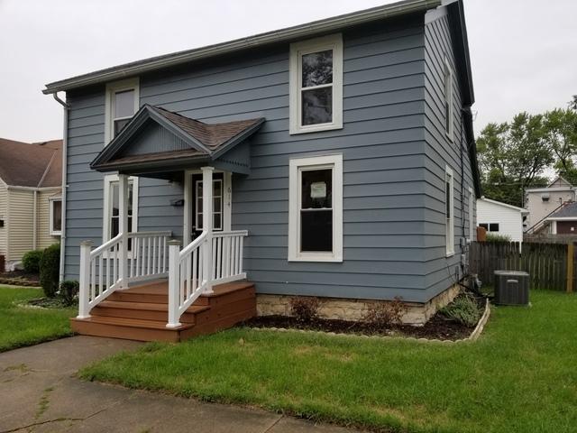 614 E North Street, Morris, IL 60450 (MLS #10313538) :: HomesForSale123.com