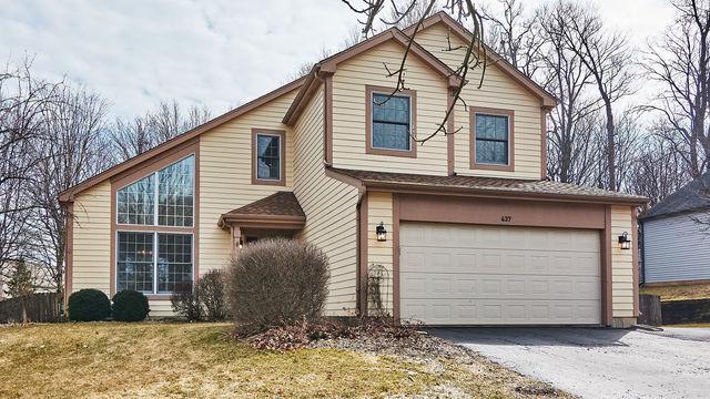 437 Springwood Lane, Bolingbrook, IL 60440 (MLS #10313608) :: Janet Jurich Realty Group
