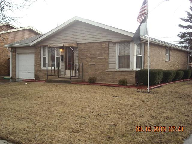 16443 Craig Drive, Oak Forest, IL 60452 (MLS #10313625) :: The Dena Furlow Team - Keller Williams Realty