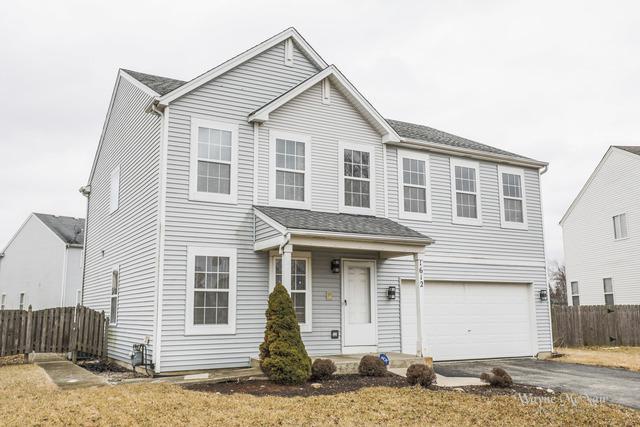 1612 Golden Ridge Drive, Plainfield, IL 60586 (MLS #10313637) :: HomesForSale123.com