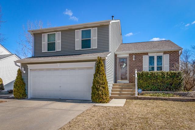 943 Hartwood Drive, Streamwood, IL 60107 (MLS #10313652) :: Ryan Dallas Real Estate