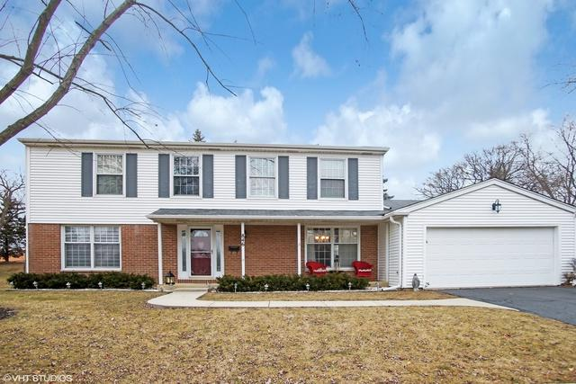 846 W Partridge Drive, Palatine, IL 60067 (MLS #10313692) :: The Dena Furlow Team - Keller Williams Realty