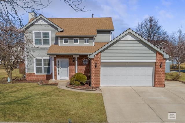 227 Mondovi Drive, Oswego, IL 60543 (MLS #10313752) :: Baz Realty Network | Keller Williams Preferred Realty