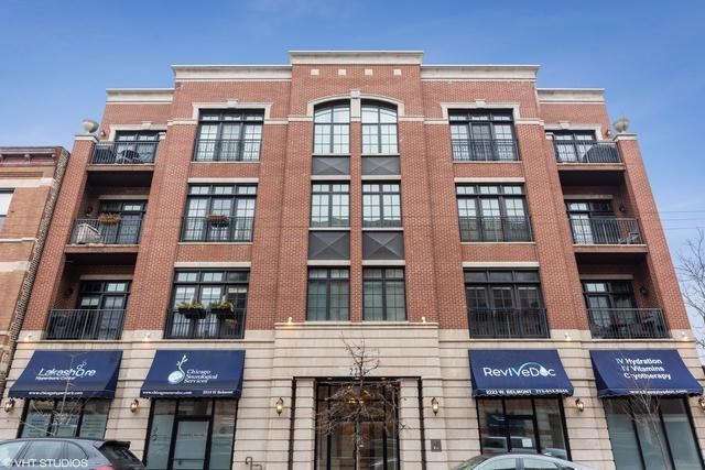 2221 W Belmont Avenue #202, Chicago, IL 60618 (MLS #10313754) :: Leigh Marcus | @properties
