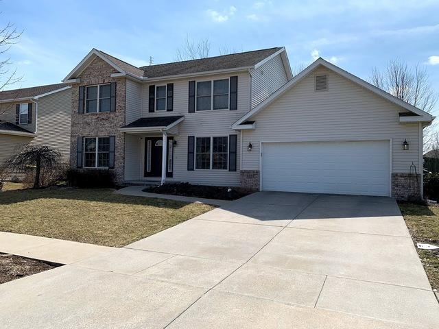 803 Dresser Drive, Normal, IL 61761 (MLS #10313807) :: Janet Jurich Realty Group