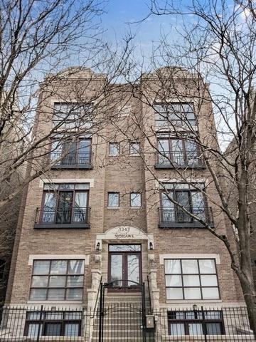 1343 N Mohawk Street 3S, Chicago, IL 60610 (MLS #10313830) :: Property Consultants Realty
