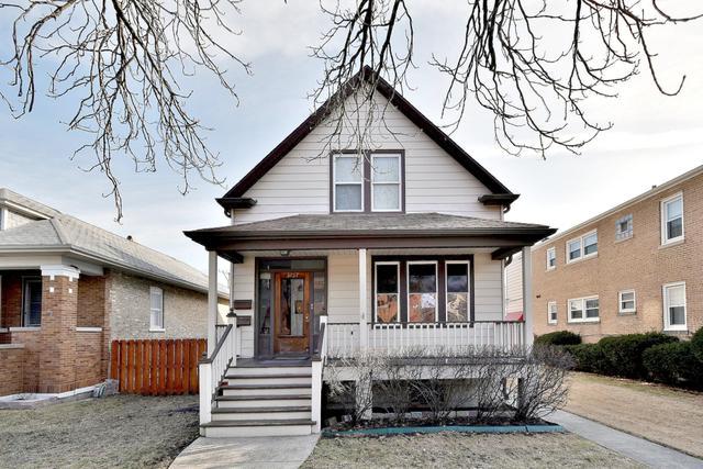 5757 W Ainslie Street, Chicago, IL 60630 (MLS #10313865) :: Baz Realty Network   Keller Williams Preferred Realty
