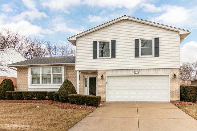 1723 N Dover Lane, Arlington Heights, IL 60004 (MLS #10313884) :: Helen Oliveri Real Estate