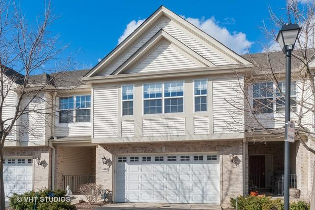 1440 Ginger Woods Court 2-MAR, Wheeling, IL 60090 (MLS #10313890) :: Ryan Dallas Real Estate