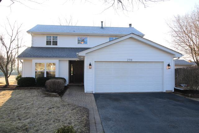 270 Danbury Drive, Naperville, IL 60565 (MLS #10313911) :: HomesForSale123.com