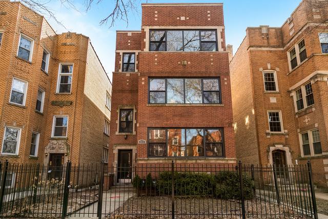 2035 W Farragut Avenue #1, Chicago, IL 60625 (MLS #10313927) :: Leigh Marcus   @properties