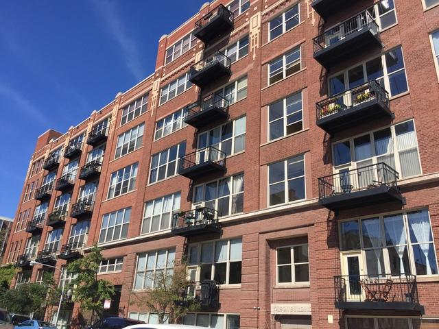 1500 W Monroe Street #322, Chicago, IL 60607 (MLS #10313935) :: Ryan Dallas Real Estate