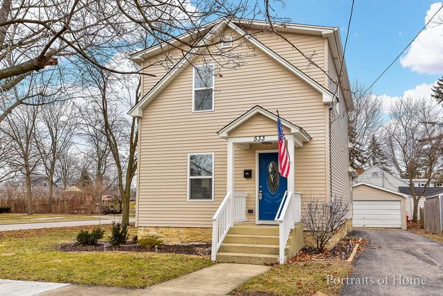 533 Blaine Street, Batavia, IL 60510 (MLS #10313947) :: The Dena Furlow Team - Keller Williams Realty