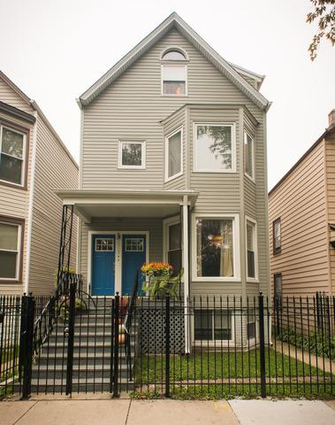 2717 N Hamlin Avenue, Chicago, IL 60647 (MLS #10313961) :: Ryan Dallas Real Estate