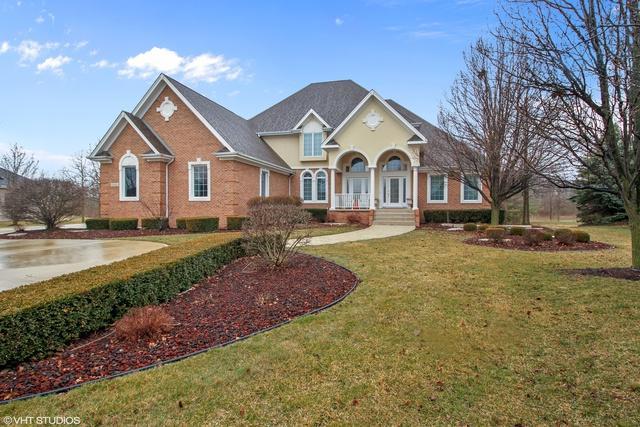 25634 S Kensington Lane, Monee, IL 60449 (MLS #10313971) :: Helen Oliveri Real Estate