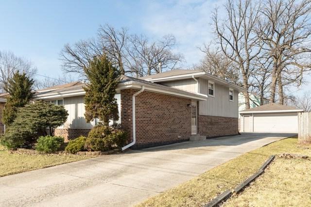 16144 Oak Avenue, Oak Forest, IL 60452 (MLS #10314008) :: The Dena Furlow Team - Keller Williams Realty