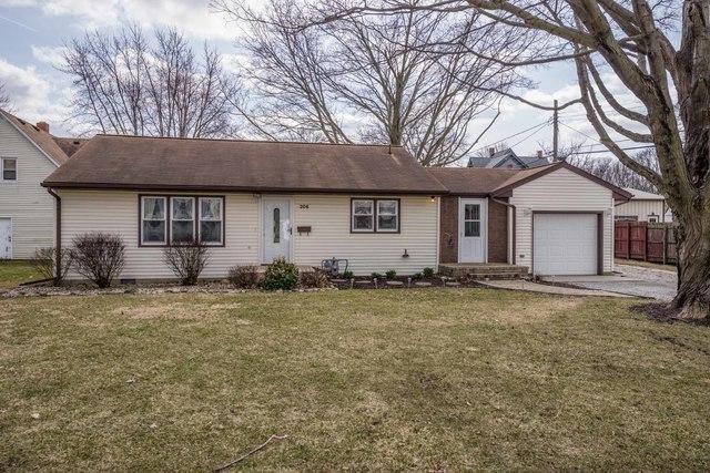 206 E North Street, Lexington, IL 61753 (MLS #10314037) :: HomesForSale123.com
