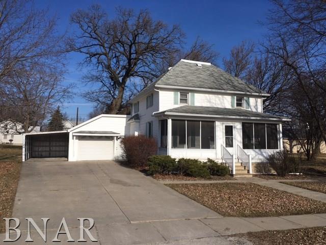 608 E Locust Street, Chatsworth, IL 60921 (MLS #10314046) :: HomesForSale123.com