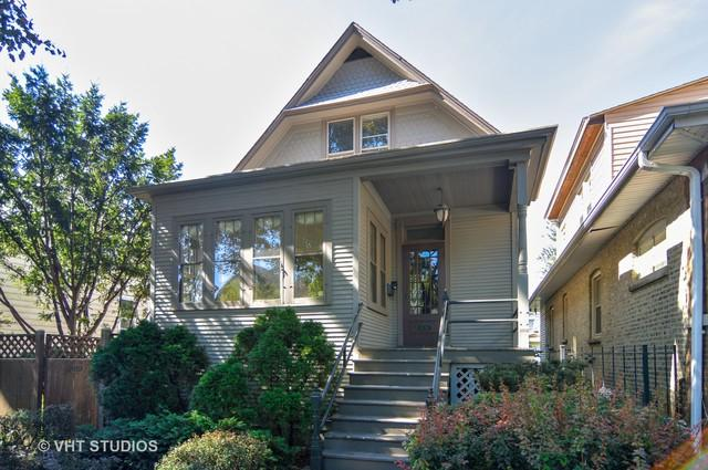 4238 N Lawndale Avenue, Chicago, IL 60618 (MLS #10314194) :: HomesForSale123.com