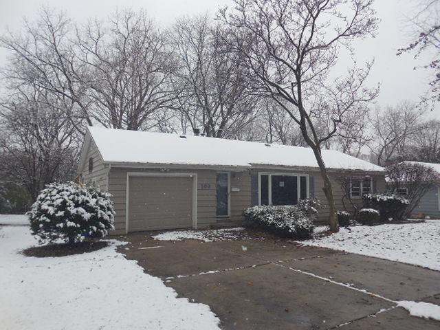106 S Gables Boulevard, Wheaton, IL 60187 (MLS #10314241) :: HomesForSale123.com