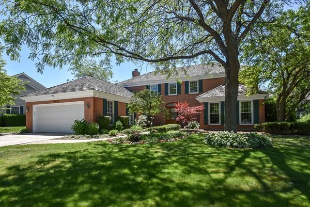 2515 Indian Ridge Drive, Glenview, IL 60026 (MLS #10314265) :: T2K Properties