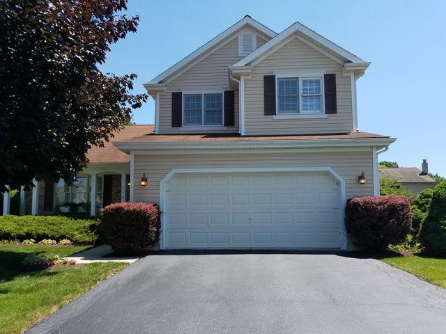 430 Indian Ridge Trail, Wauconda, IL 60084 (MLS #10314332) :: Ryan Dallas Real Estate