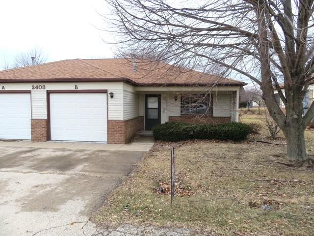 2403 Coventry Court B, Sterling, IL 61081 (MLS #10314360) :: Baz Realty Network   Keller Williams Preferred Realty