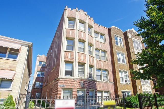 2844 W Addison Street 1N, Chicago, IL 60618 (MLS #10314389) :: HomesForSale123.com