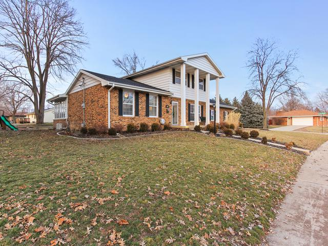 1302 E Vernon Avenue, Normal, IL 61761 (MLS #10314512) :: Janet Jurich Realty Group