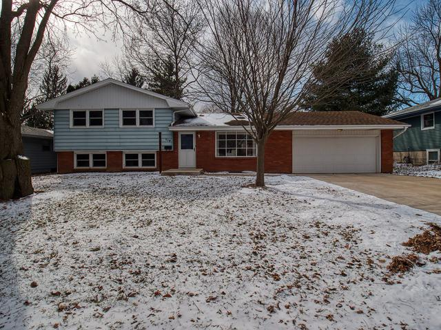 719 Angela Drive, Normal, IL 61761 (MLS #10314520) :: Janet Jurich Realty Group