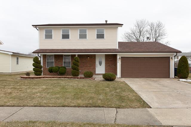 233 Willow Road, Matteson, IL 60443 (MLS #10314566) :: HomesForSale123.com
