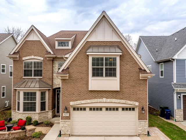 827 N Eagle Street, Naperville, IL 60563 (MLS #10314620) :: Century 21 Affiliated
