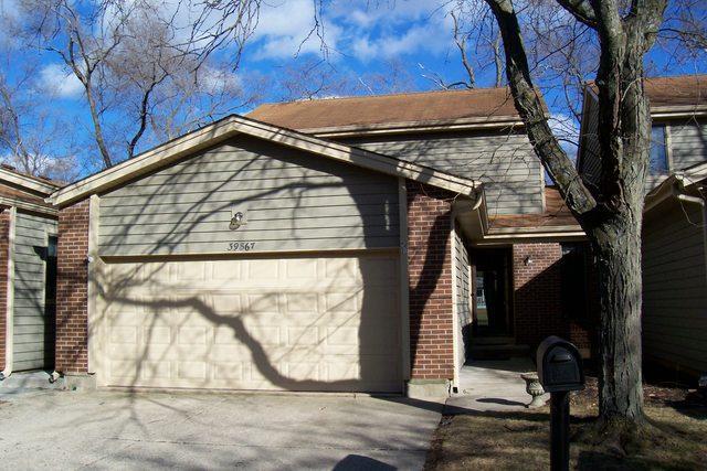 39867 N Golf Lane, Antioch, IL 60002 (MLS #10314661) :: The Dena Furlow Team - Keller Williams Realty