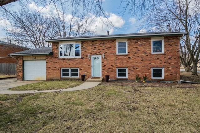 1108 Gettysburg Drive, Bloomington, IL 61704 (MLS #10314705) :: Ryan Dallas Real Estate