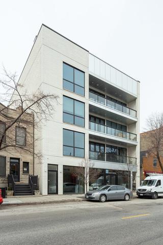 2040 N Damen Avenue #2, Chicago, IL 60647 (MLS #10314826) :: Baz Realty Network | Keller Williams Preferred Realty
