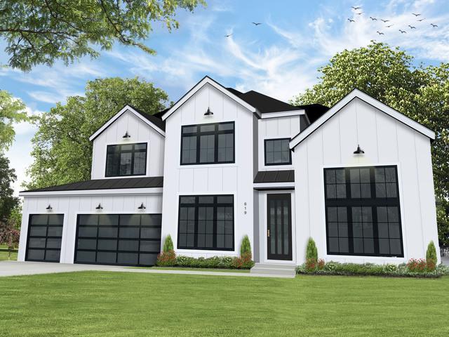 619 Meadow Drive, Glenview, IL 60025 (MLS #10314871) :: T2K Properties