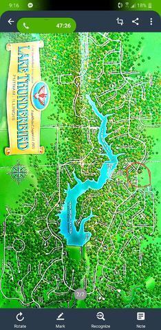 517 Lake Thunderbird Drive, Putnam, IL 61560 (MLS #10314891) :: The Dena Furlow Team - Keller Williams Realty