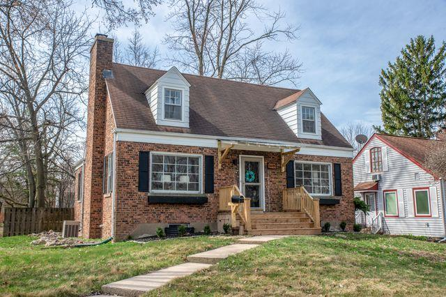 1601 Linden Road, Homewood, IL 60430 (MLS #10314895) :: Domain Realty