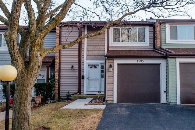 1505 Cedarwood Lane, Wheeling, IL 60090 (MLS #10314920) :: Ryan Dallas Real Estate