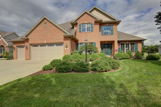 2414 St Andrews Road, Urbana, IL 61802 (MLS #10315022) :: Ryan Dallas Real Estate