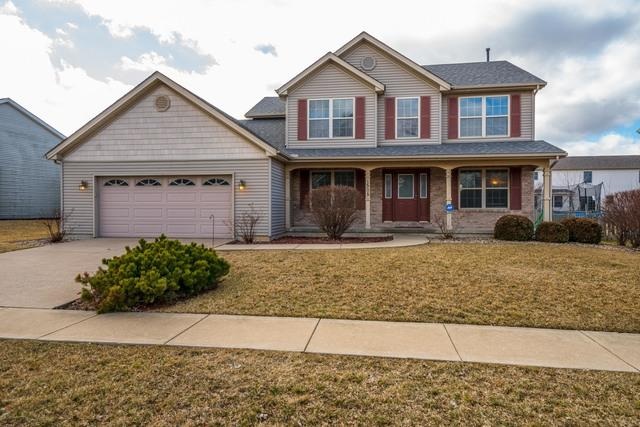 1505 Bear Creek Drive, Bloomington, IL 61704 (MLS #10315029) :: Janet Jurich Realty Group