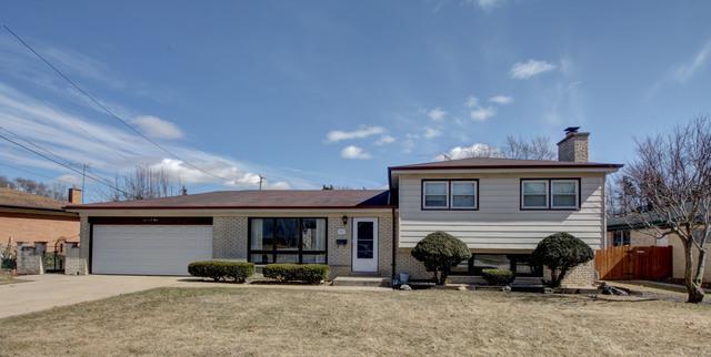 701 Hatlen Avenue, Mount Prospect, IL 60056 (MLS #10315056) :: T2K Properties
