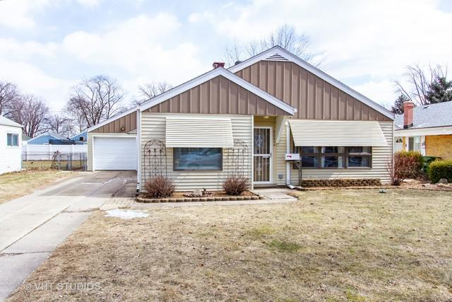 9233 S 49th Court, Oak Lawn, IL 60453 (MLS #10315126) :: HomesForSale123.com