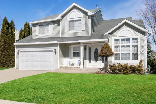 18024 W Stockton Court, Gurnee, IL 60031 (MLS #10315132) :: HomesForSale123.com
