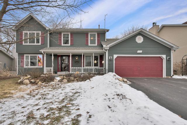 460 Moraine Hill Drive, Cary, IL 60013 (MLS #10315159) :: T2K Properties