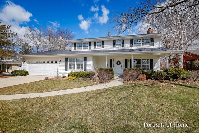 141 Tennyson Drive, Wheaton, IL 60189 (MLS #10315181) :: Baz Realty Network   Keller Williams Preferred Realty