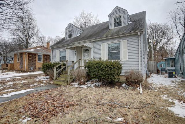804 S New Street S, Champaign, IL 61820 (MLS #10315206) :: Ryan Dallas Real Estate